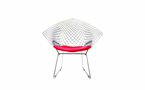 Knoll Bertoia Diamond chair 00